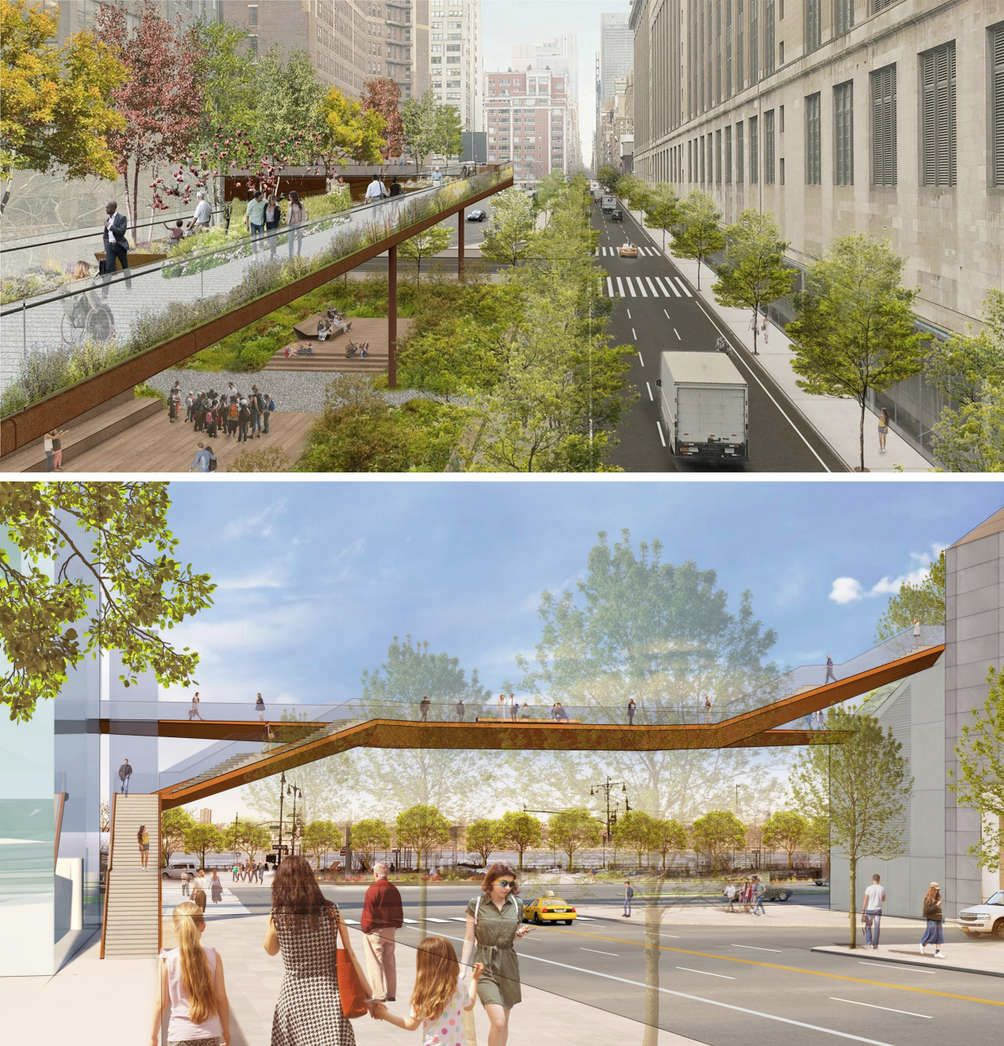 High-Line-Extension