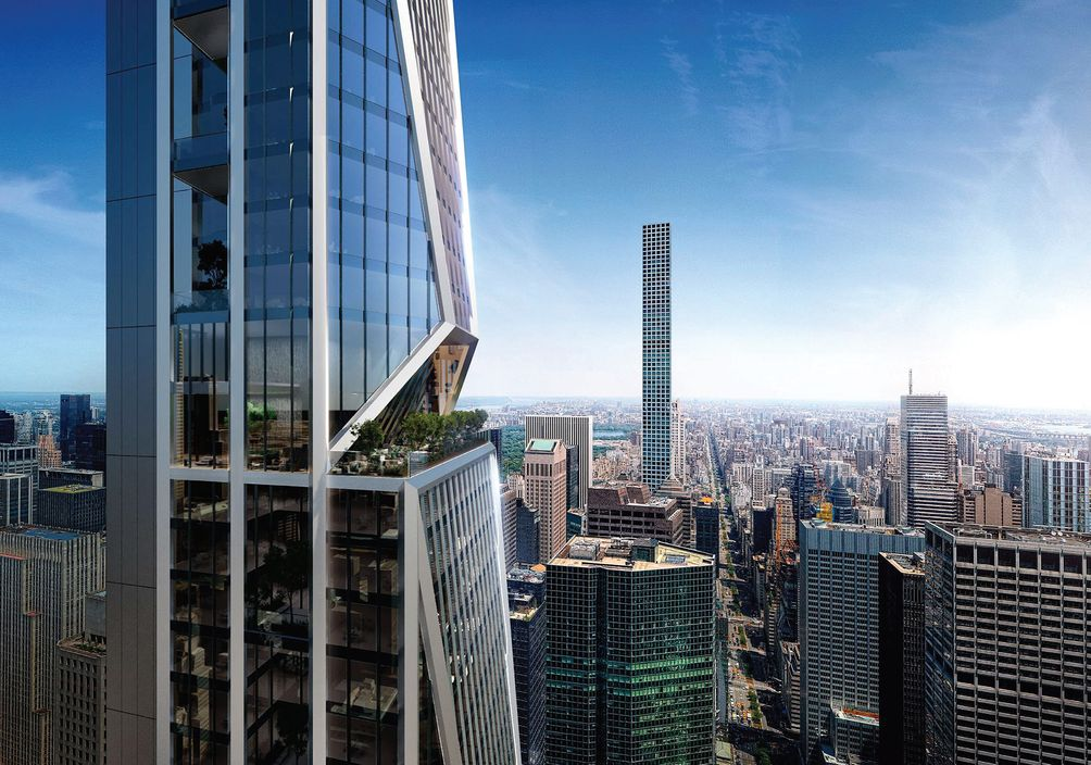 First Look Proposed Office Tower From Vornado And Rudin Park Avenue Cityrealty