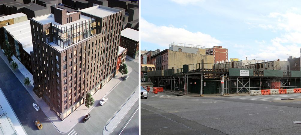 06bb5aeeb3bdb First Look at Slate Property's 555 Fourth Avenue; Sister Building at ...