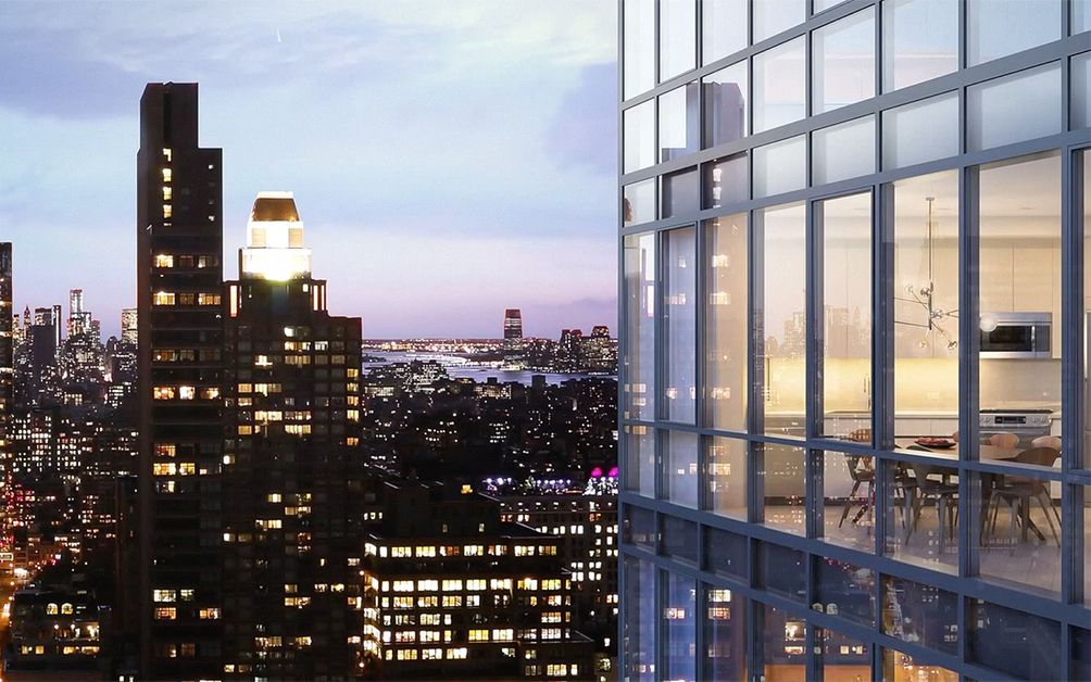 160 madison avenue, exterior rendering, SLCE Architects