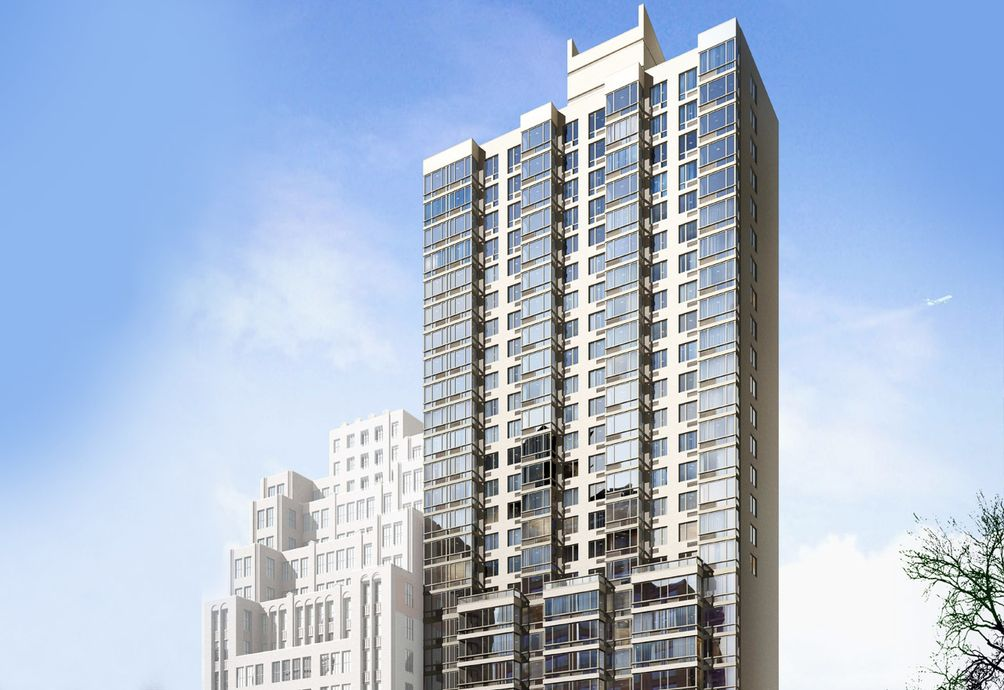 The Townsend at 350 West 37th Street