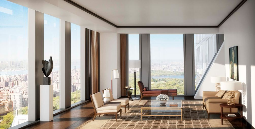 53 West 53rd Street penthouse
