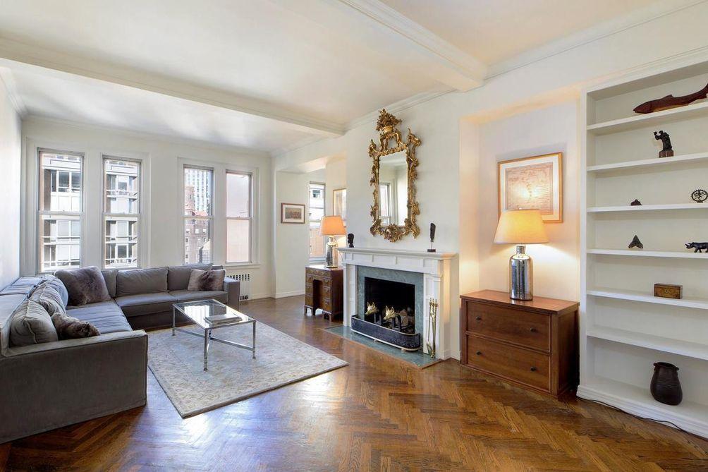 55 Park Avenue interiors