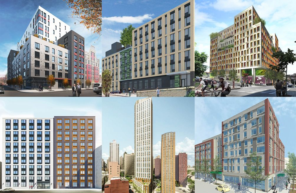 Ten New Affordable Housing Projects Coming To Nyc Includes World S