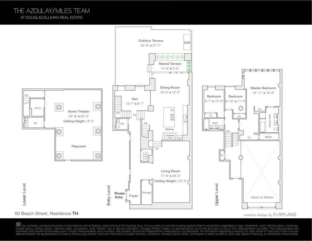 60 Beach Street #MAIS floor plan