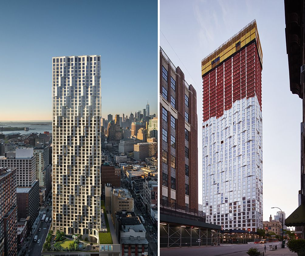 Apartments Near Nyu: 11 Hoyt, Studio Gang's First NYC Residential Tower, Tops