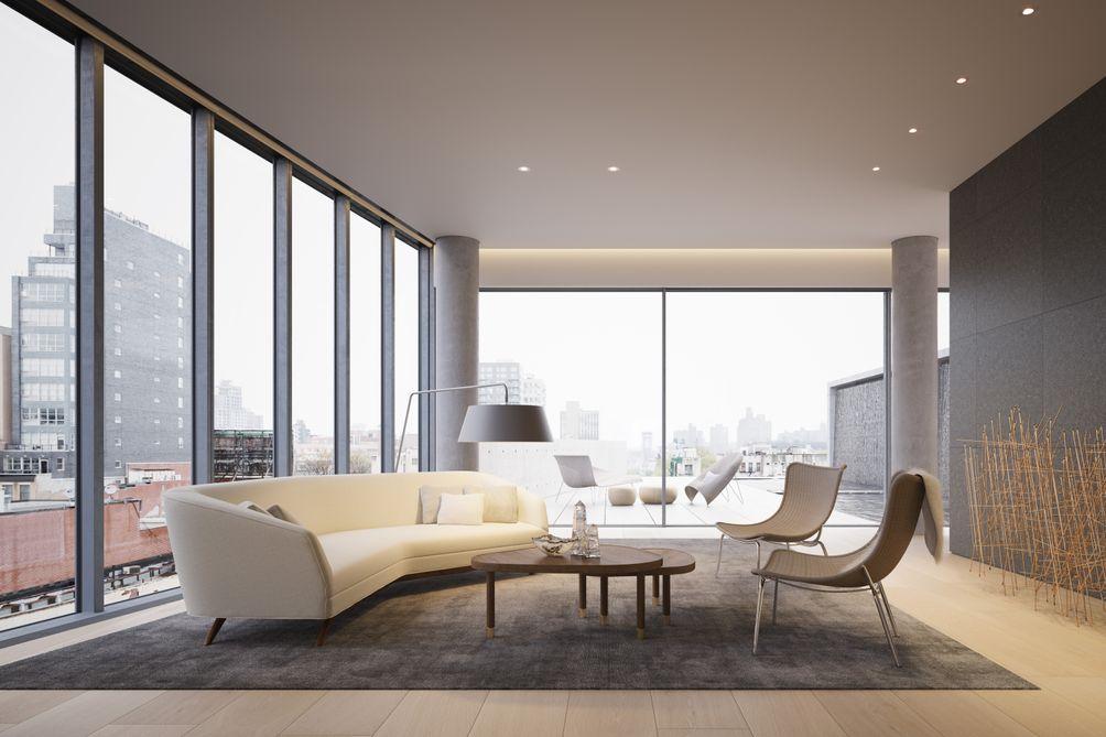 152 Elizabeth Street Penthouse Living