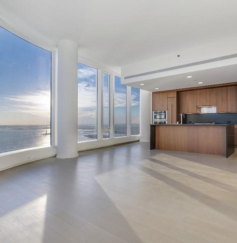 50 West Street interiors