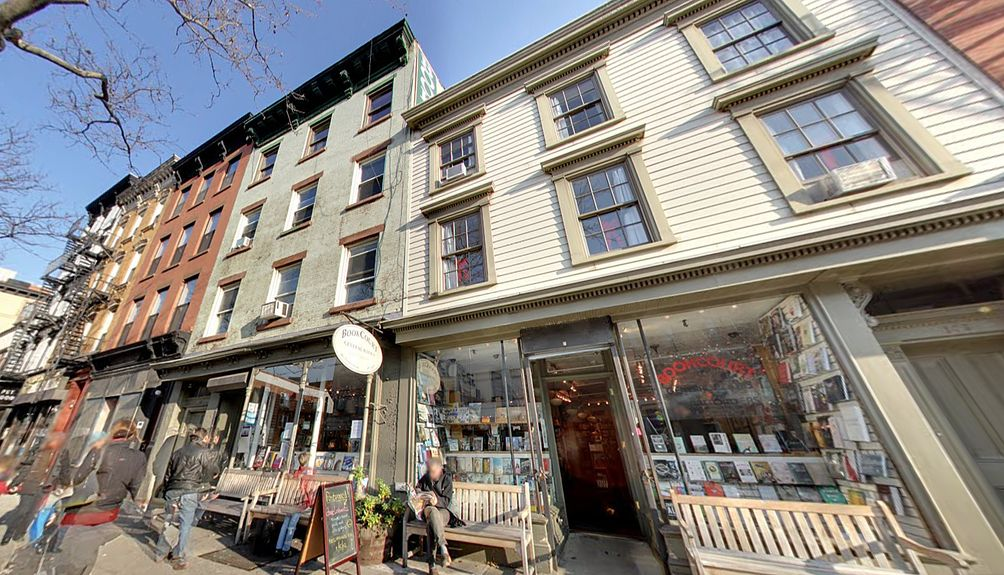 Brooklyn boostores, Brooklyn real estate, Cobble Hill apartments, NYC development, BookCOurt