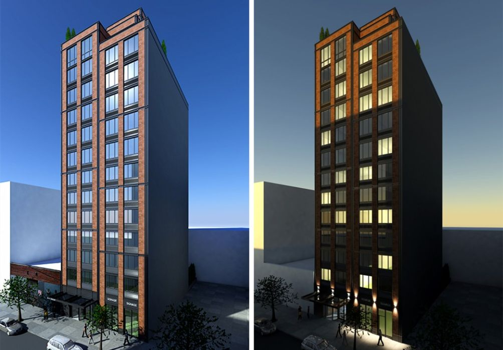 The Independent, 42-14 Crescent Street, Long Island City, Court Square, condo, John Fotiadis Architect, MNS Real Estate