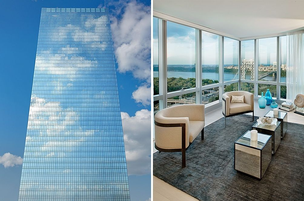 Luxury Rentals Overlooking The George Washington Bridge From 2 030 Month Cityrealty