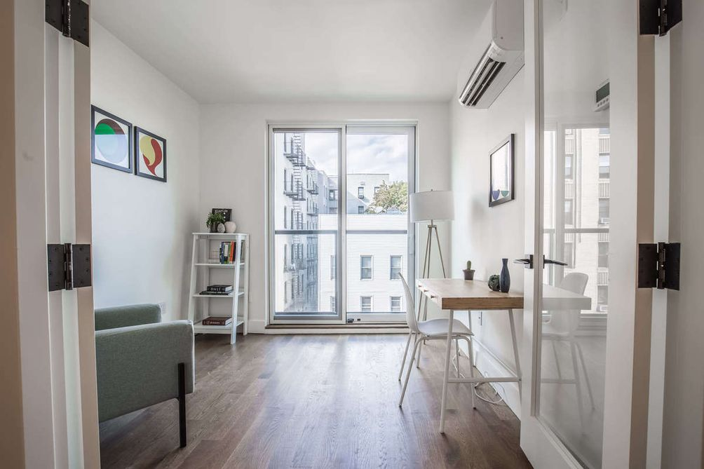 Luxury Brooklyn Rentals from $1,995/Month at 242 Newkirk