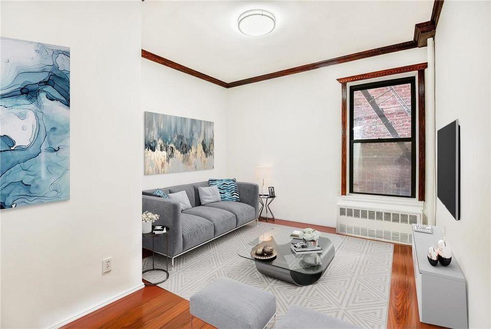 66 West 84th Street interiors