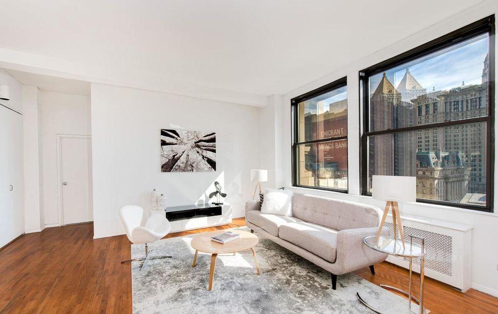 261 Broadway interiors