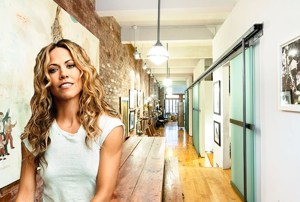 Inspiration: Sheryl Crow sells her incredible Noho loft for $2.72M