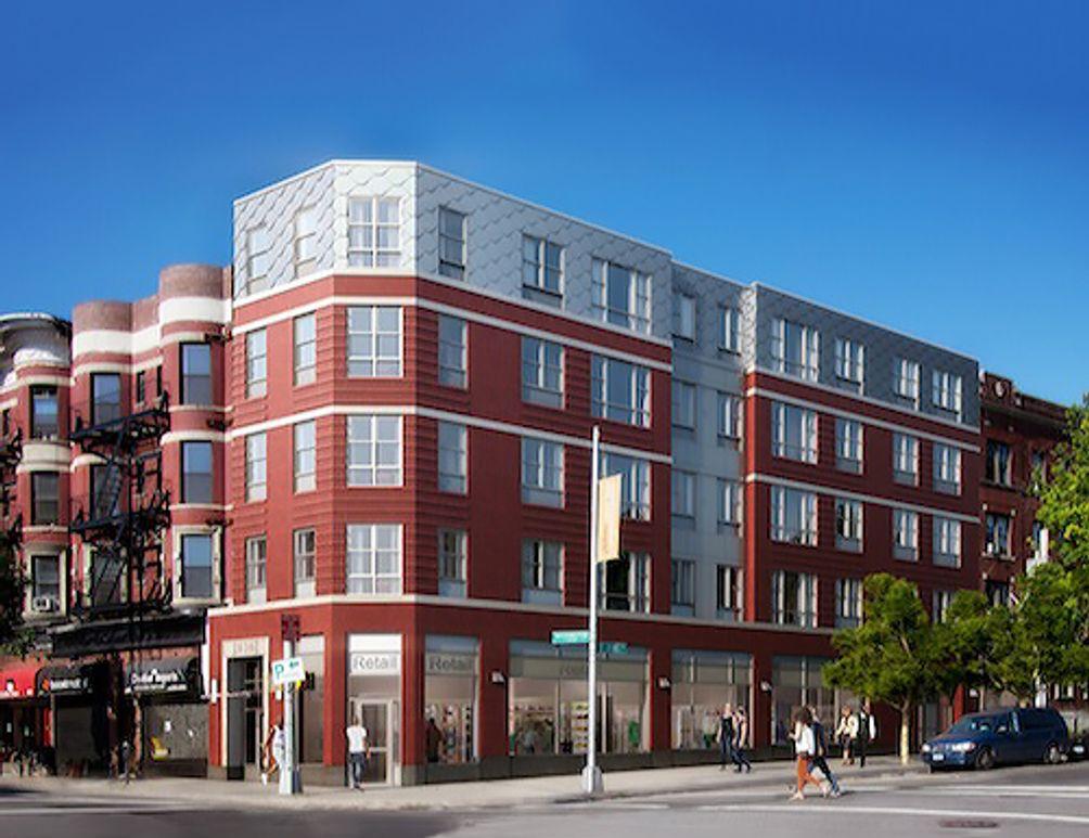 816 Washington Avenue rendering
