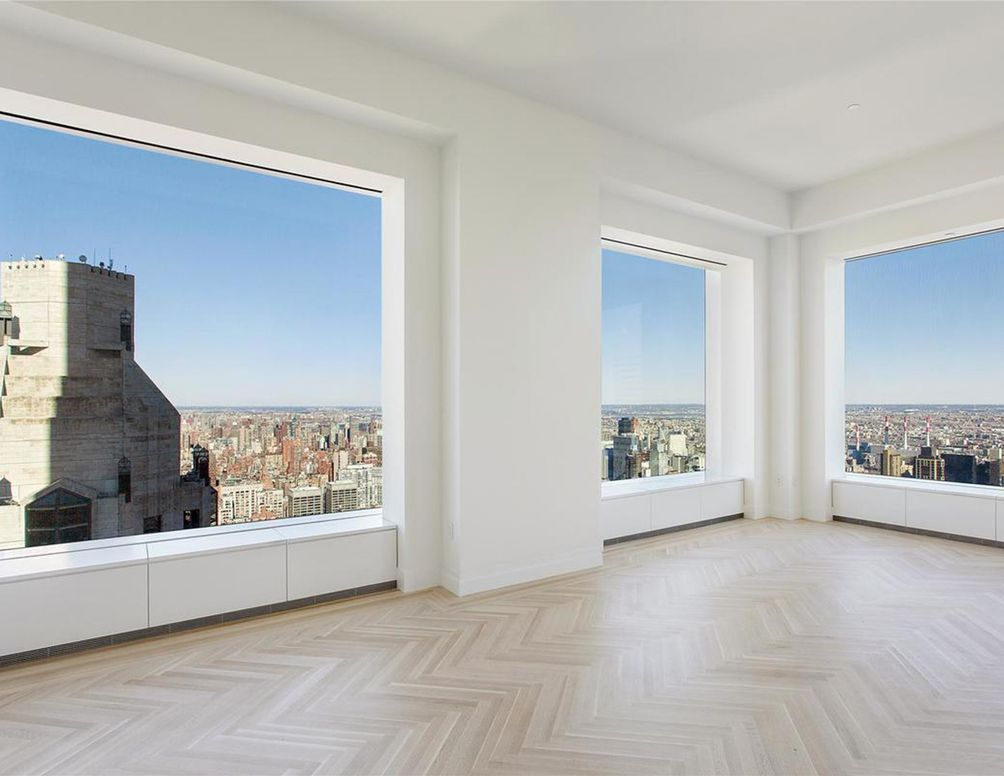 432 Park Avenue interiors and views