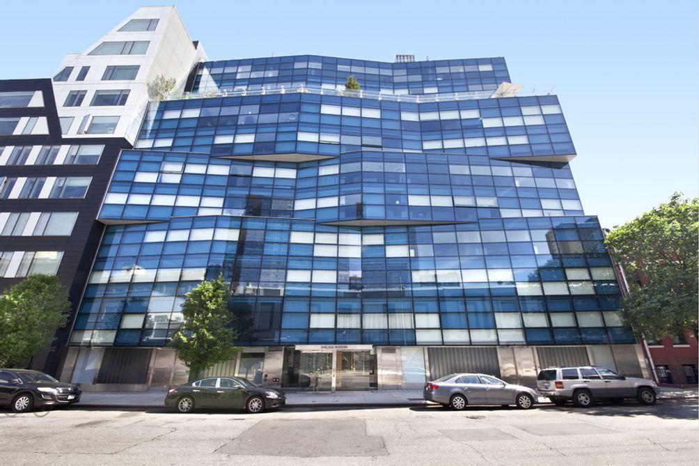 447 West 18th Street interiors