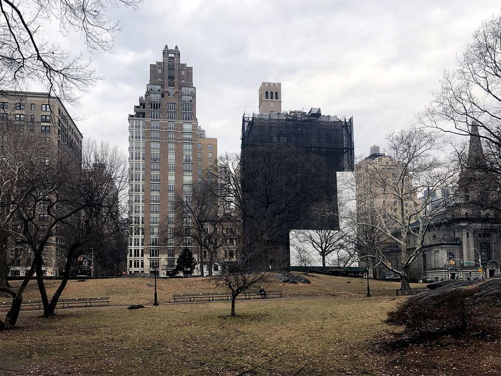 360 Central Park West exterior