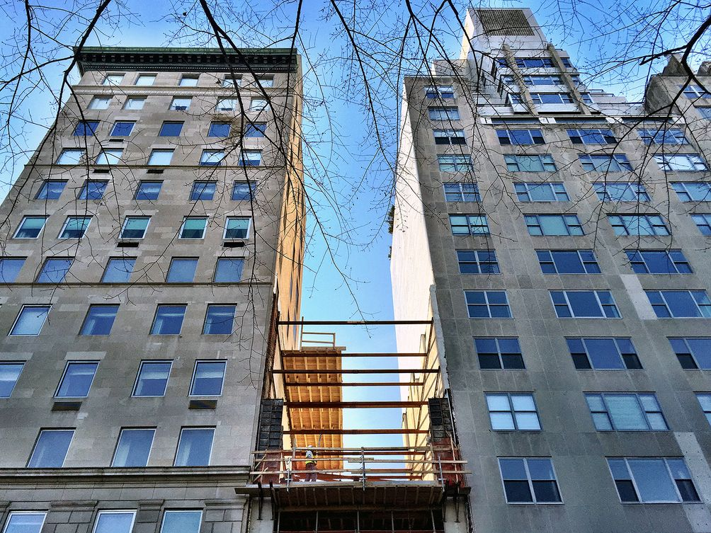 Thierry W Despont Designed Condos Rising At 815 Fifth