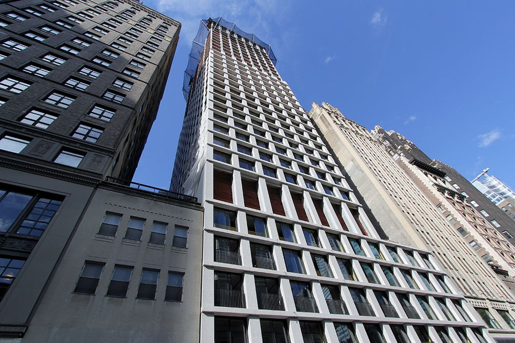 Pictures Of Office Buildings At Bryant Park Nyc
