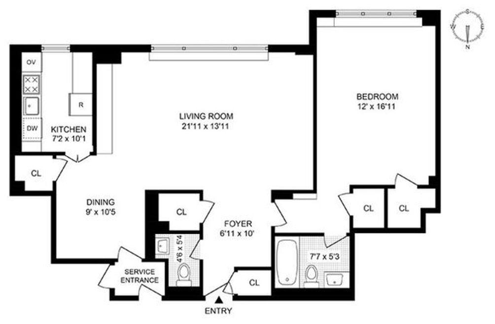 Carnegie Hill Apartments