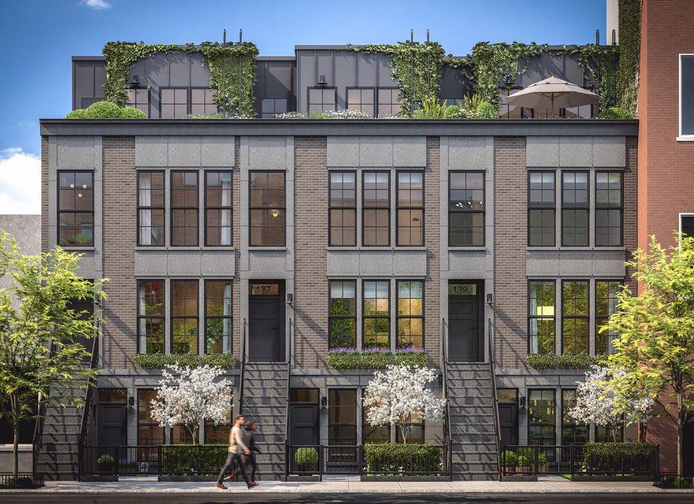 Merchant House  139-Sackett Street