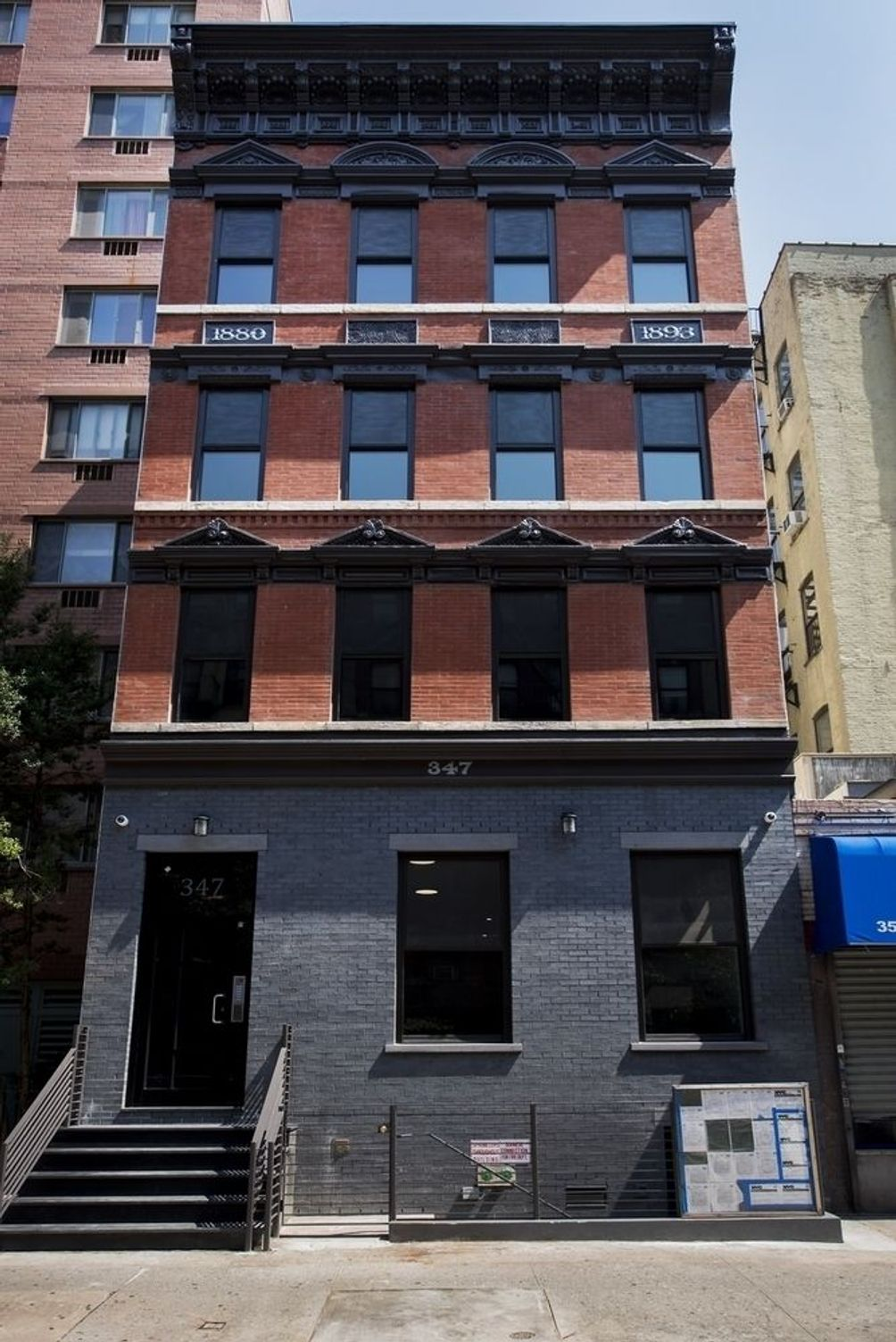 York Ac Units >> Leasing Begins at Newly Renovated East Harlem Walk-Up ...