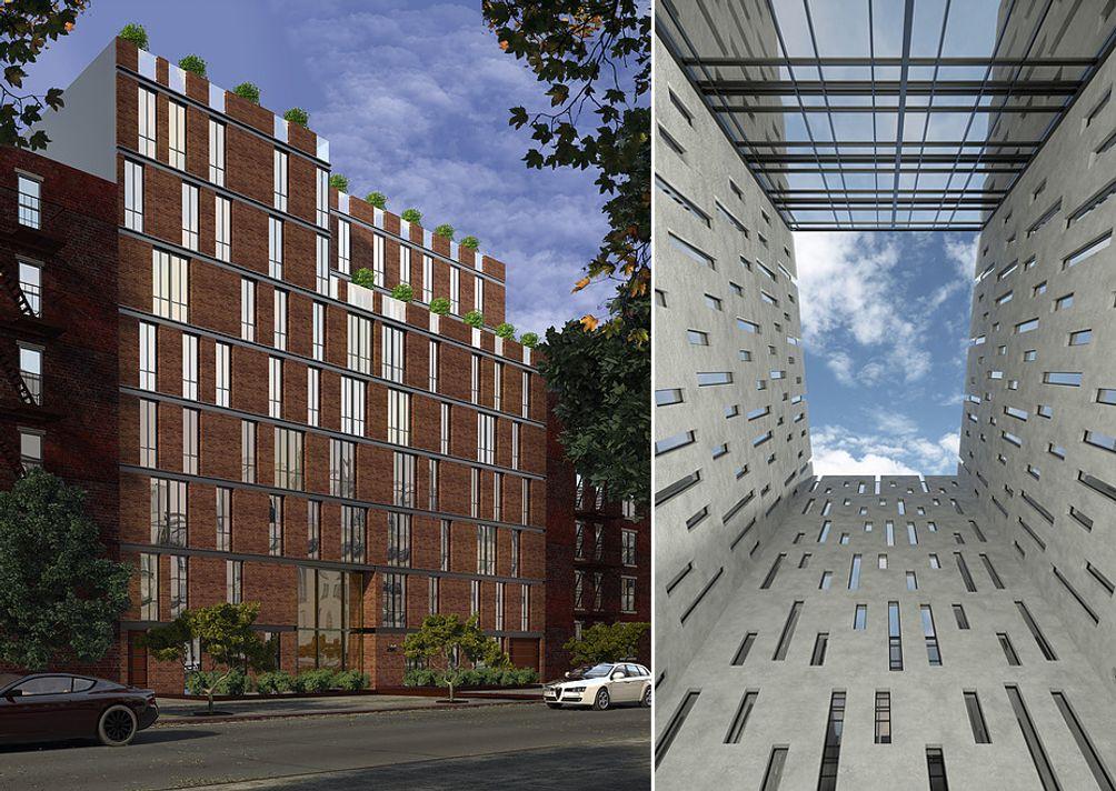Flatbush apartments, Flatbush developments, Brooklyn development,  NYC construction