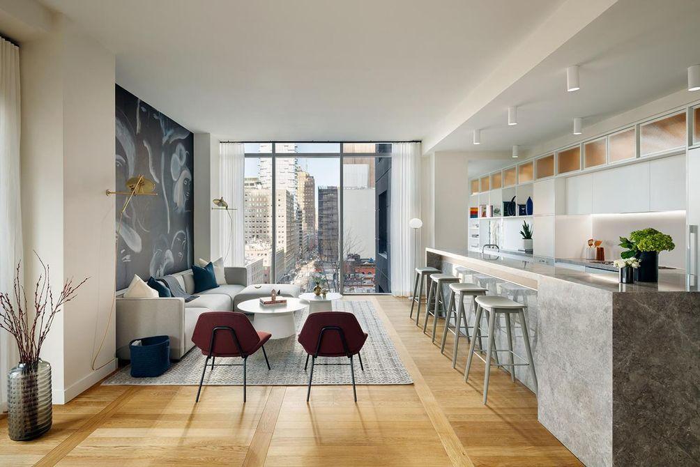 30 Warren Street - Tribeca luxury condos