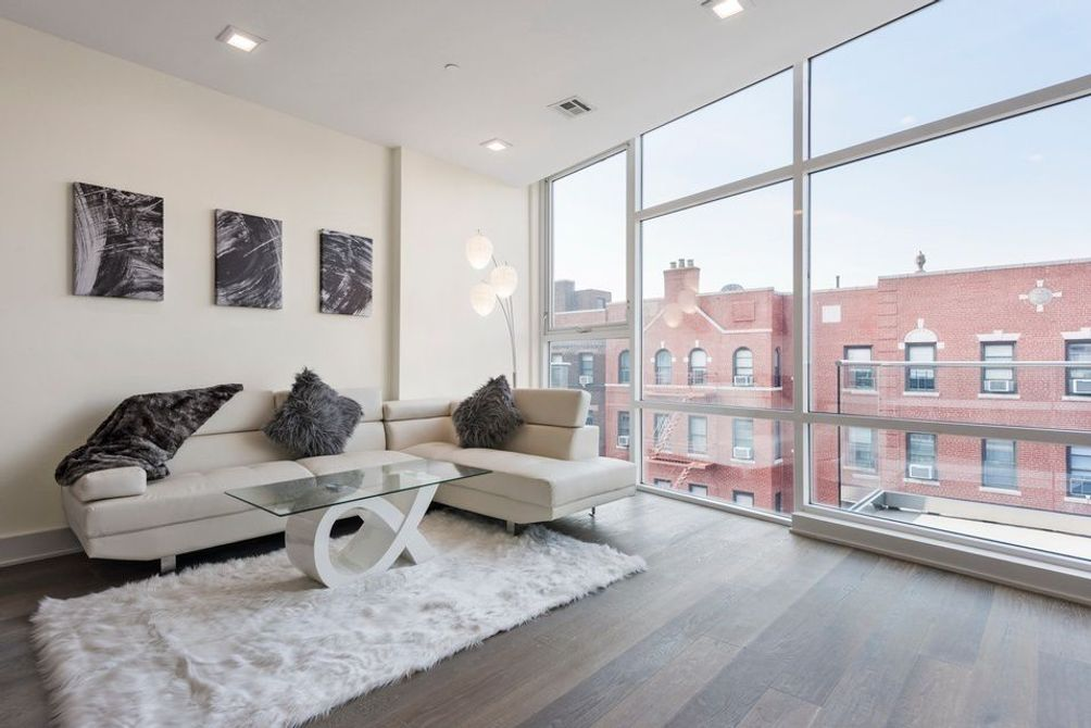 1769 East 13th Street Living Space