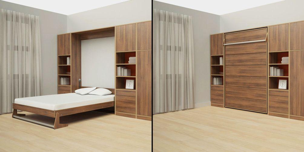 Casa Collection, modern murphy bed