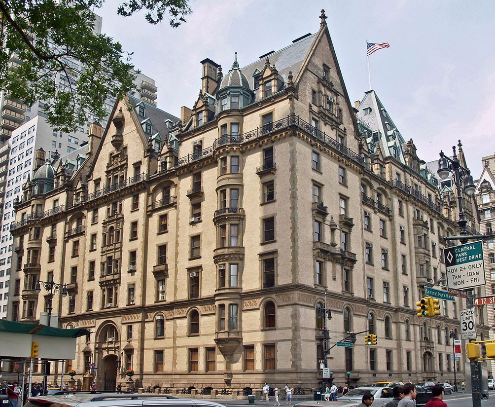 the dakota a cultural and architectural icon cityrealty