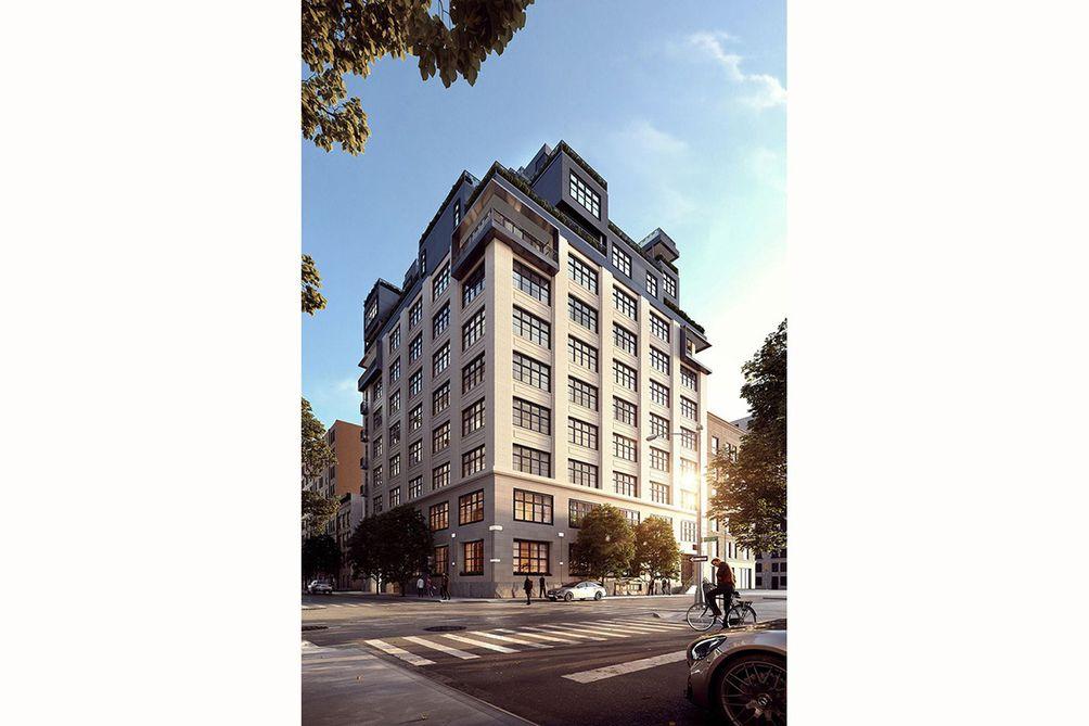 90 Morton Street - West Village condos