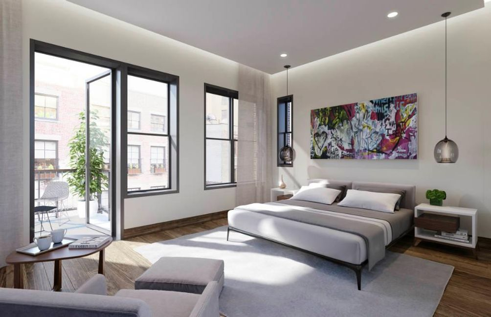 Tribeca lofts, Tribeca condos, downtown apartments, 15 Leonard Street