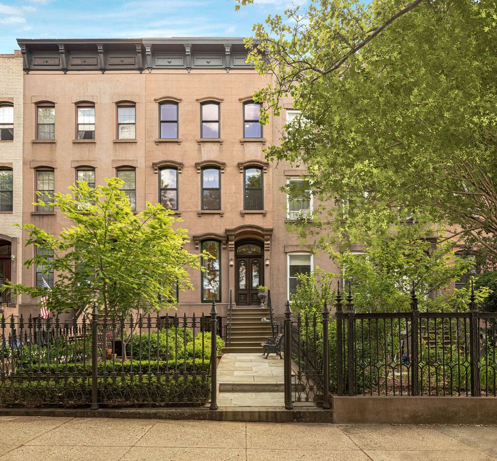Brooklyn townhouses
