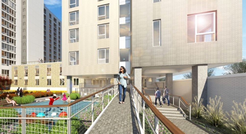 Affordable Housing Lottery Launches The Gilbert First East Harlem Apartments From