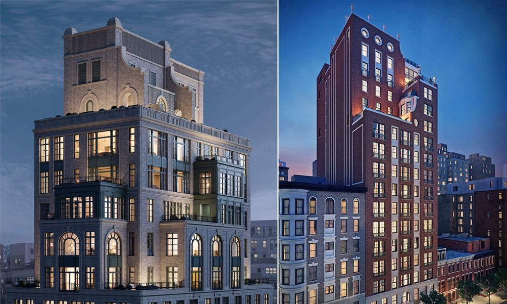 Upper East Side condo buildigs