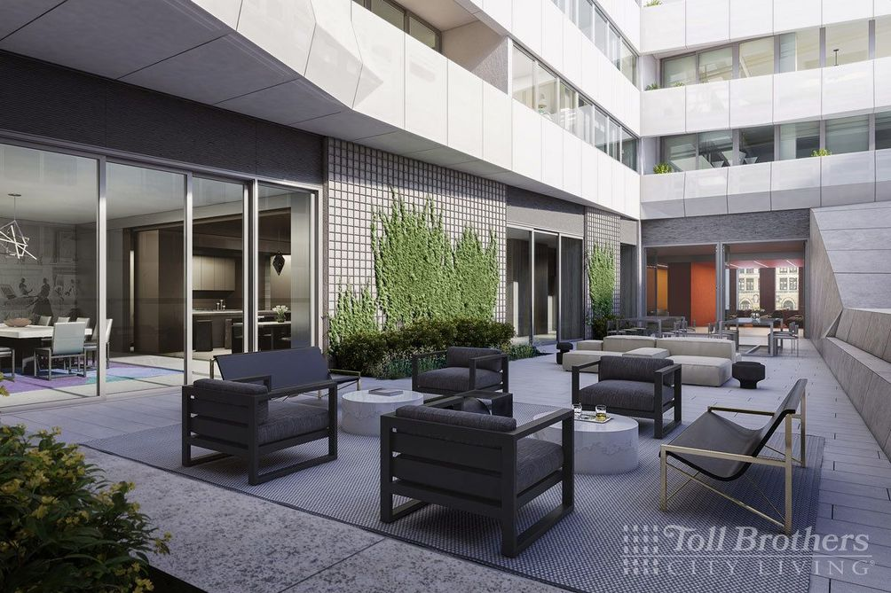 121 East 22nd Street, Gramercy, Toll Brothers, Manhattan condos