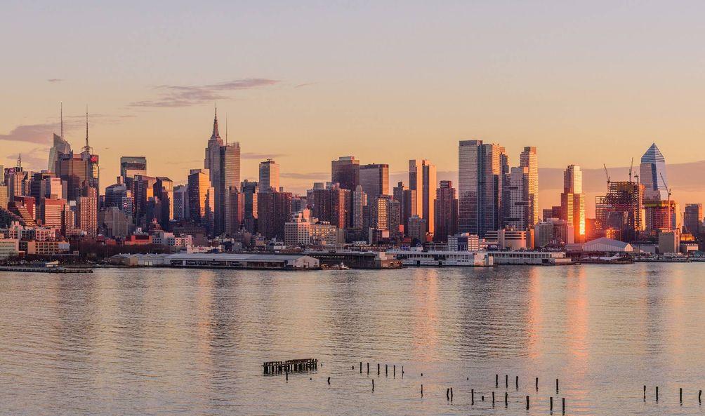 Nine on the Hudson