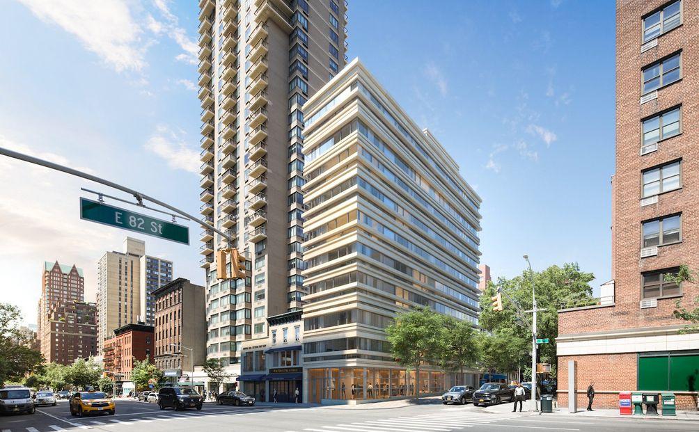 176 East 82nd Street Rendering