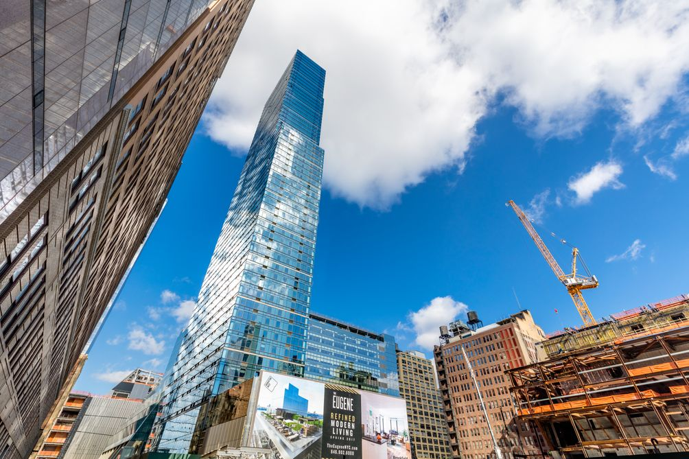 Perfect The Eugene At 435 West 31st Street, A 62 Story Rental Building In  Brookfieldu0027s Manhattan West Development. (Photo Credit: Max Touhey)