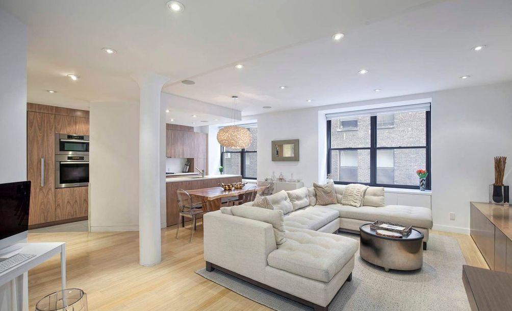 10 Jay Street interiors
