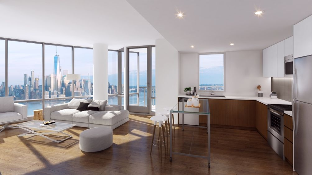 Jersey City 39 S 39 Ellipse 39 Launches Leasing New Waterfront Rentals Are All About The Views