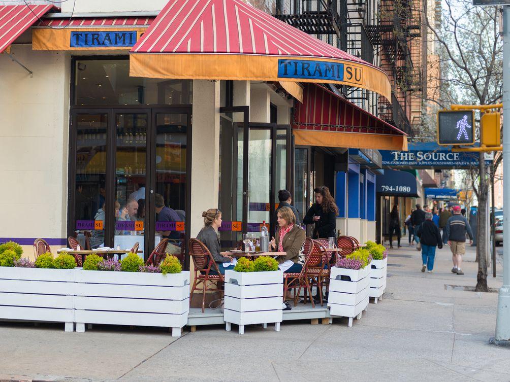 Yorkville avenue NYC Manhattan