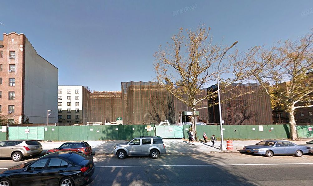 Brooklyn Developments, Brooklyn Gentrification, 123 Linden Boulevard, J Frankl Associates, Charles Mallea, Flatbush developement