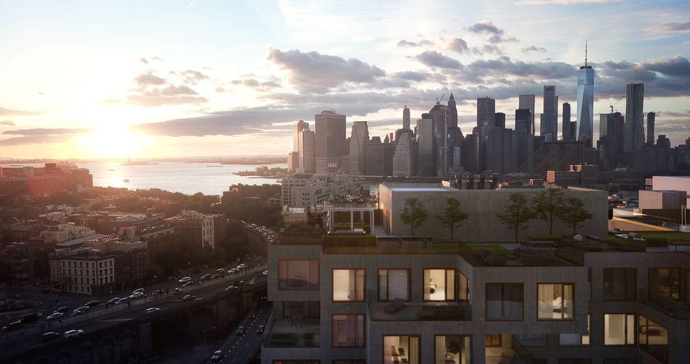 98 Front Street, DUMBO, Brooklyn, condo, ODA, Hopestreet
