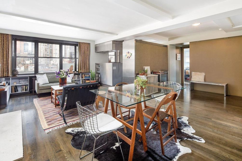 140 East 28th Street interiors