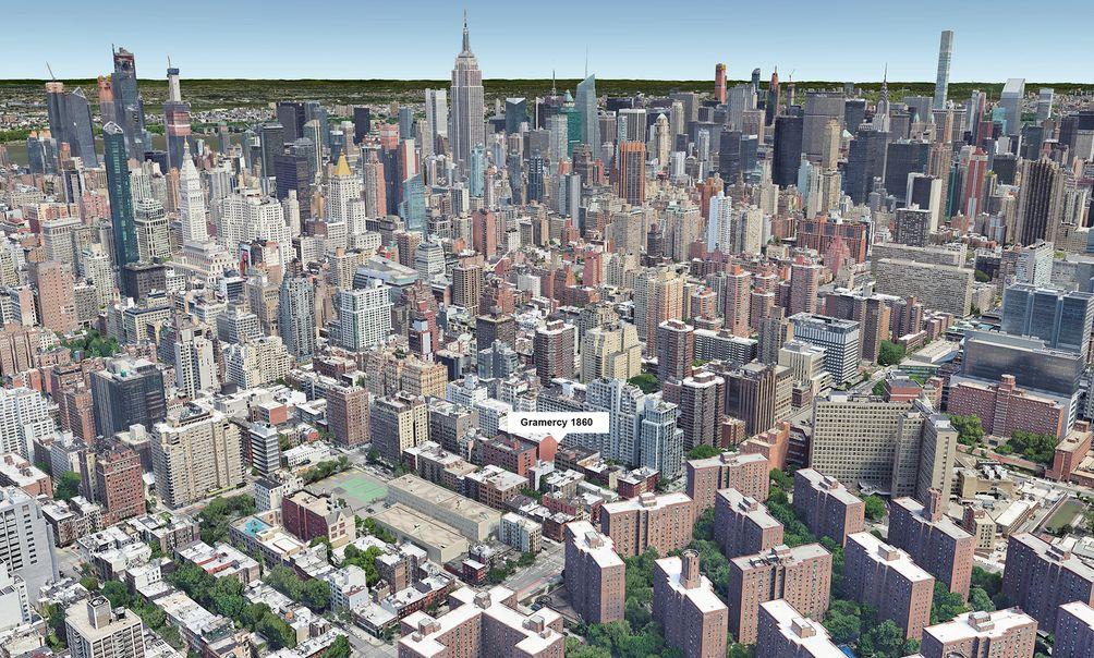 Gramercy 1860-NYC condo buildings