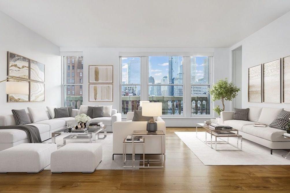 100 Hudson Street interiors